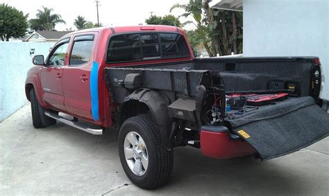 Toyota Tacoma Plastic Bed How To Remove Bed Tacoma World