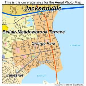 map of orange park florida aerial photography map of orange park fl florida