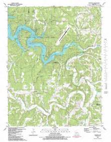 topographic maps of toronto topographic map mo usgs topo 38092a5