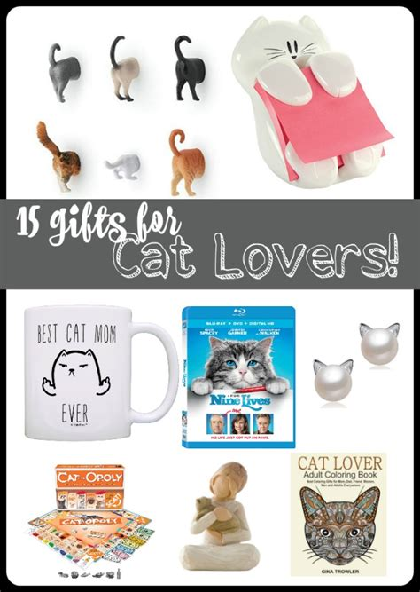 10 Gifts 20 For The Cat Lover by Gift Guide Cat Gifts