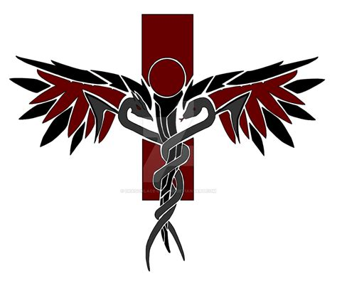medic alert tattoo designs medic design by dragonlace designs on deviantart