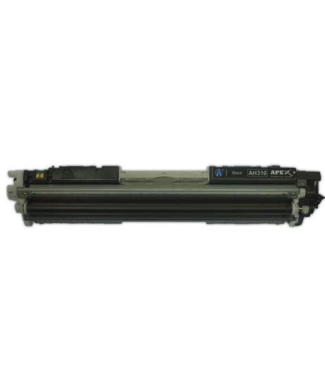 Orimax Toner Ce310a Black For Hp Color Laserjet Cp1025 apex 126a black toner cartridge ce310a hp 126a black toner compatible for hp laserjet m175nw