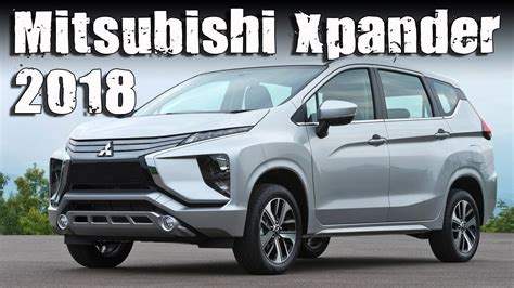 All New Mitsubishi Xpander all new 2018 mitsubishi xpander suv mpv review