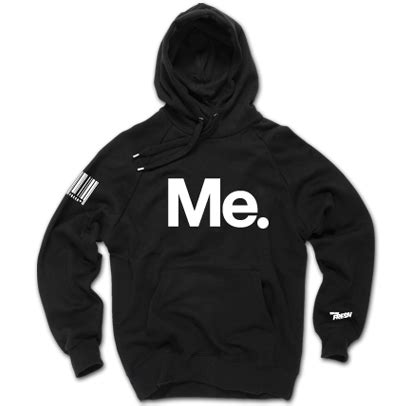 Jaket Sweater You Me Black White me hoodie two servedfresh