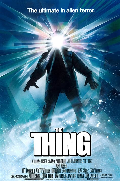 Teh Tinqu the thing 1982 review views from the sofa
