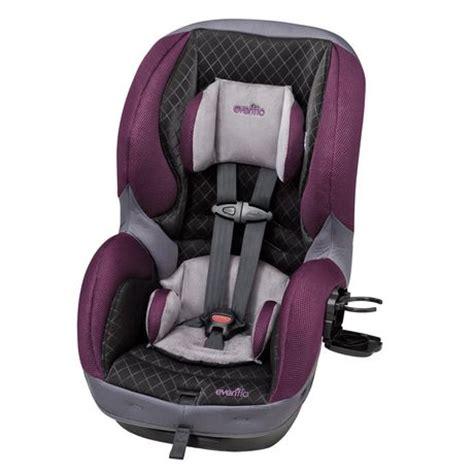 evenflo sureride 65 dlx convertible car seat evenflo sureride dlx sugar plum convertible car seat