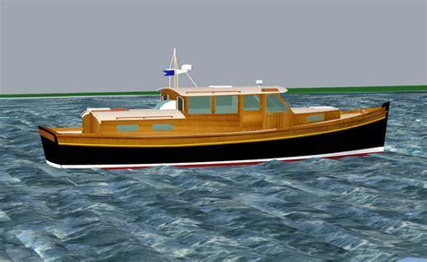 boat building epoxy plywood plywood trawler boat plans