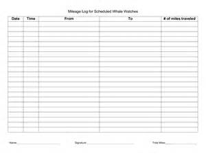 Irs Mileage Log Template by Best Photos Of Irs Mileage Log Template Irs Mileage Log