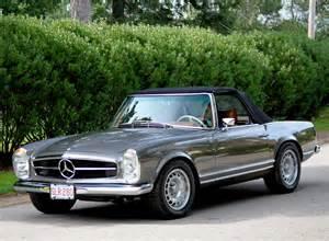 1970 Mercedes 280 Sl 1970 Mercedes 280sl Classic Cars Today