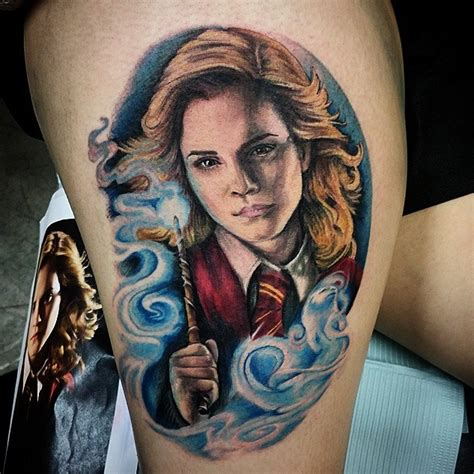 best harry potter tattoos