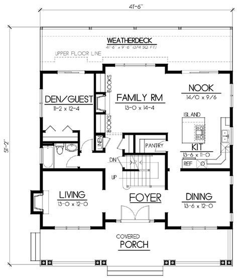 craftsman house floor plans house plan 91885 at familyhomeplans