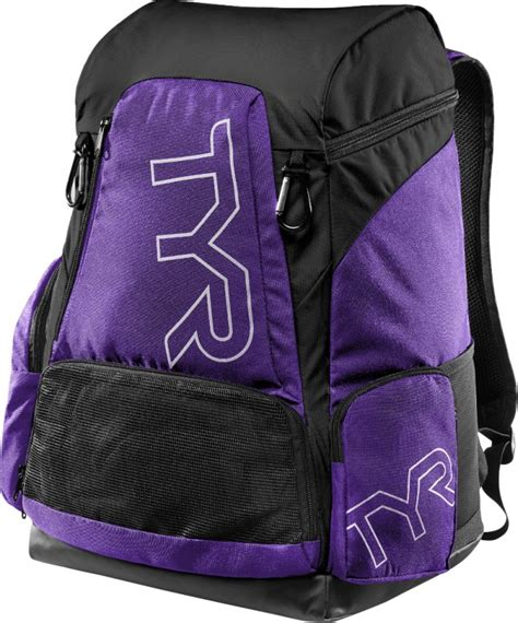 Bag K180 tyr alliance team 174 backpack new 2017 45l purple theswimmingshop