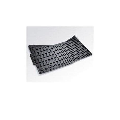 Audi Q5 All Weather Floor Mats by Audi Q5 All Weather Floor Mats Front Black 8r1061221