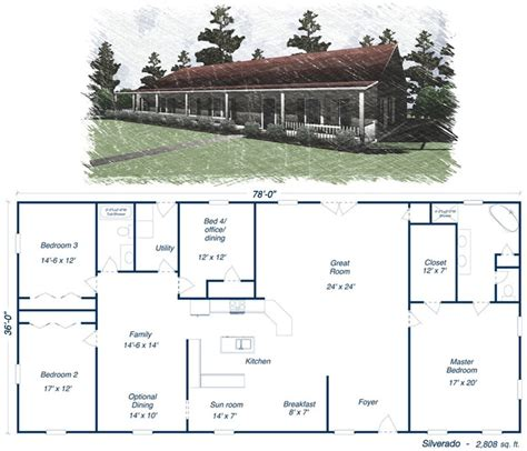 pole barn house plans and prices fresh ranch house floor