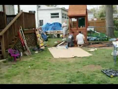 big backyard ridgeview big backyard ridgeview clubhouse time lapse build youtube