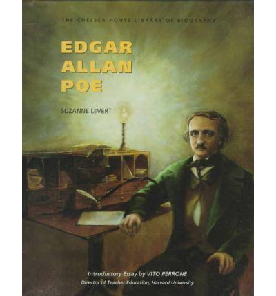 biography book edgar allan poe edgar allan poe suzanne levert 9780791016404