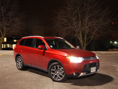 2015 mitsubishi rally car review 2015 mitsubishi outlander gt s awc canadian auto