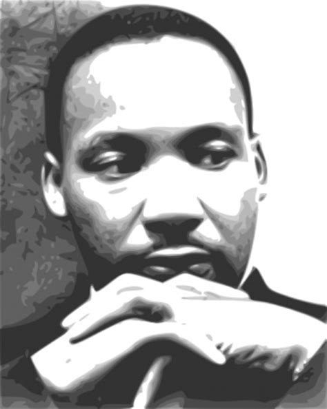Clip Clinton On Martin Luther King by Free Of Martin Luther King Jr Clip Vector