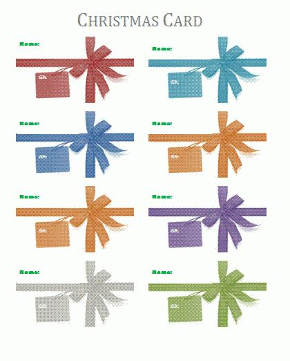 card templates free 2014 card template free word templates