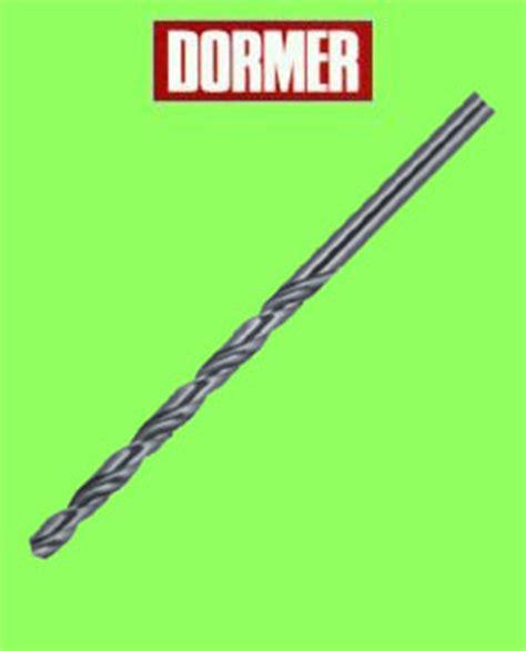 Dormer Drills Uk Catalogue Dormer Hss Jobbers Drills Series
