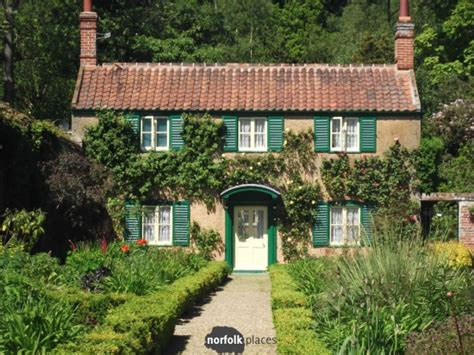 cottage gardens norwich hoveton gardens norfolkplaces