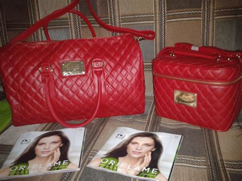 Hyacinth Cosmetic Bag Oriflame demi power cosmetic bag oriflame sweden demi cosmetics and