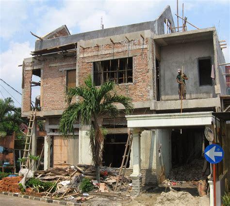 layout renovasi rumah home renovation design type 45 being 2nd floor home property