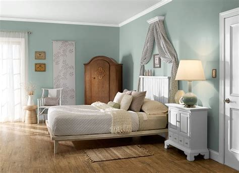 behr aged jade bedroom paint color mom dad house ideas