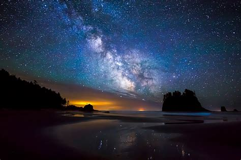 the way galaxy olympic wilderness earth