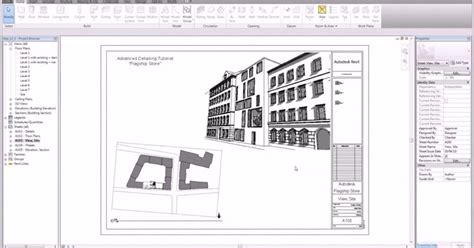 revit tutorial tu graz revit structure learning curve advanced detailing
