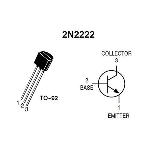 data transistor a1015 transistor 2n2222a