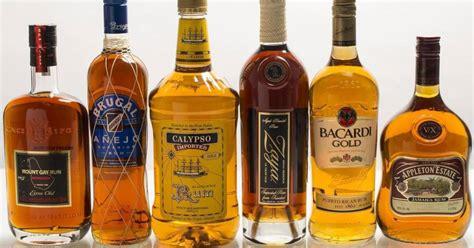 best rum brands rum brands list of rum brand names