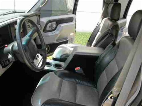 1998 Tahoe Interior by Purchase New 1998 Chevy Tahoe Custom Exterior Leather