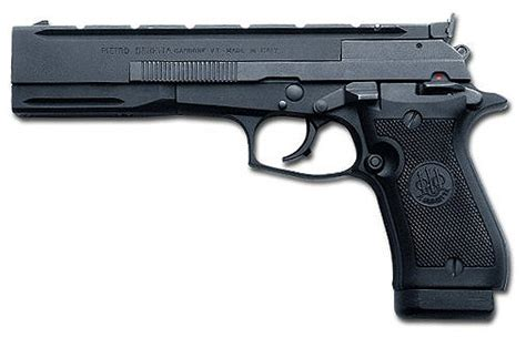 beretta 87 target pistolet beretta 87 target wolna encyklopedia