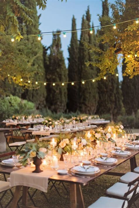 swooning over this reception decor weddings italian
