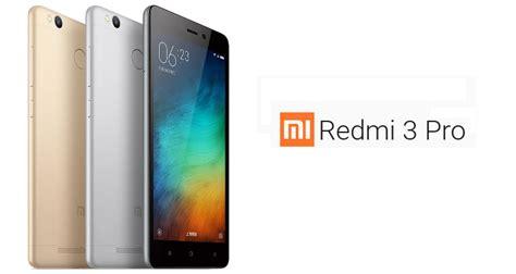 Hp Android Xiaomi Redmi 3 Pro cara root redmi 3 pro quot tanpa pc quot rumpi android