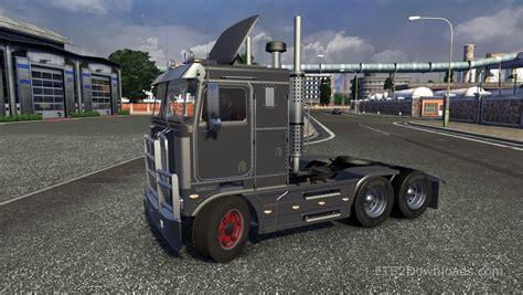 kenworth k100 kenworth k100 v2 9 euro truck simulator 2 spot