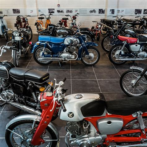 david silvers honda the david silver honda collection motorcycle museum