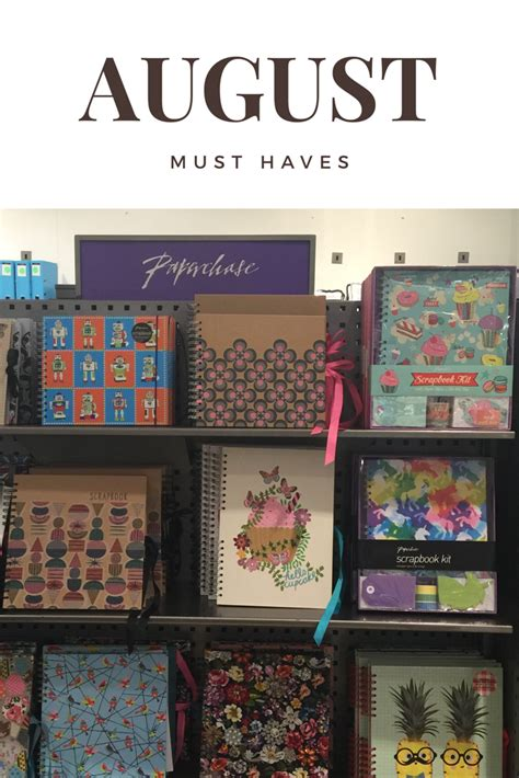 Yumsugars August Must Haves by August Must Haves A July Dreamer