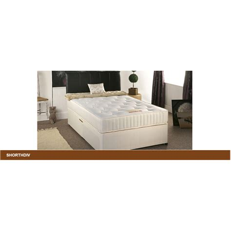 orthopedic beds orthopaedic divan bed and mattress set forever
