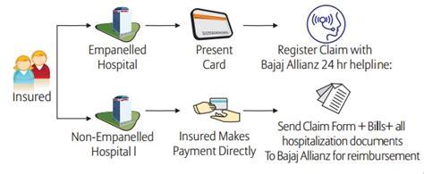 bajaj allianz policy payment claim form bajaj allianz claim form