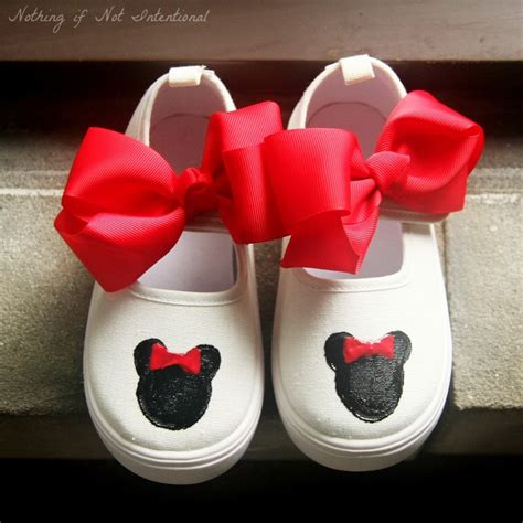 diy disney shoes clothes for disney 5 unique affordable and adorable ideas