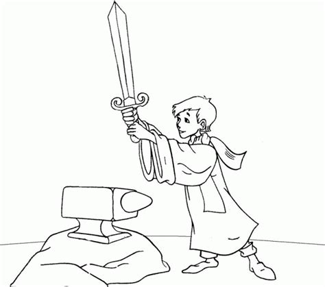coloring pages of king arthur king arthur coloring pages coloring home