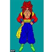 Ssj3 Vegito Vs Ssj4 Goku