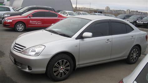 Toyota Corolla Allion обзор модели Toyota Allion