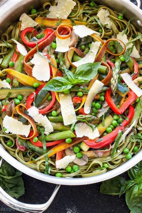 best pasta primavera recipe pasta primavera recipe runner