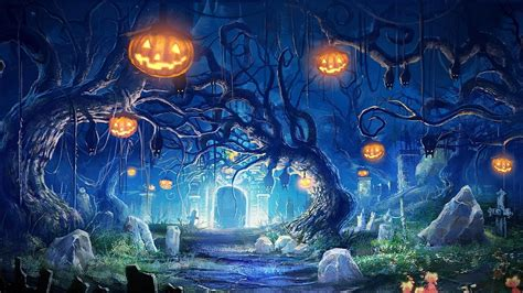 halloween decorations mystic halloween blog full hd wallpaper halloween mystic art jack o lantern