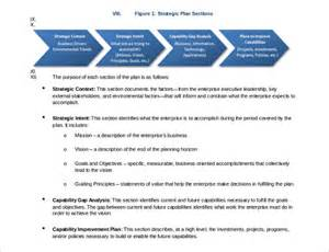 strategy document template strategic plan template 14 free word pdf documents