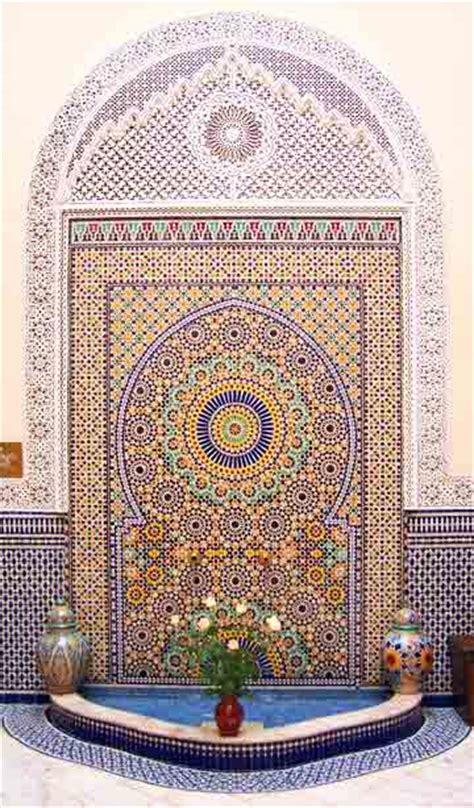 moroccan tiles zellige  fez