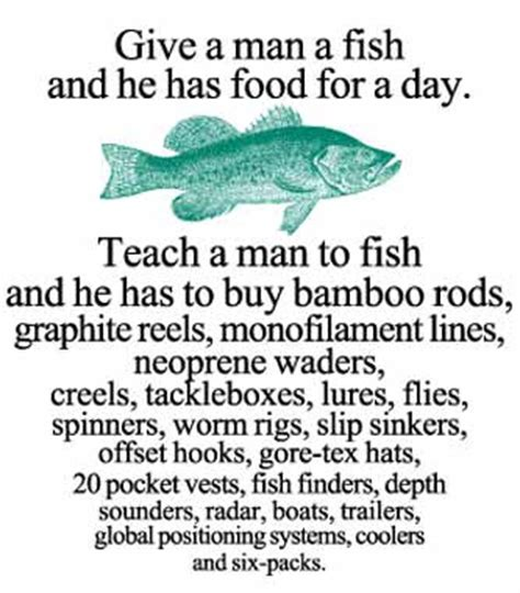 buy a boat quote terrierman s daily dose teach a man to fish